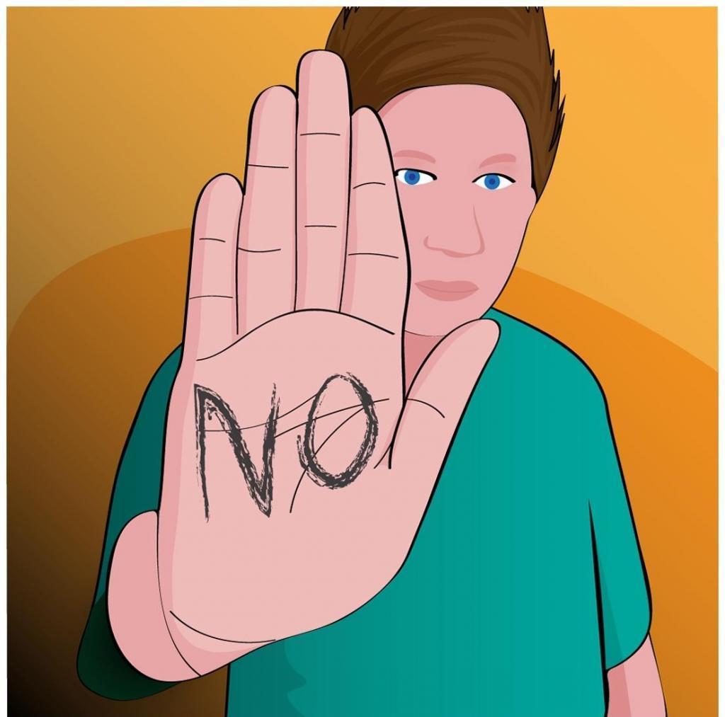 """Умение говорить """"Нет"""". Как научиться отказывать?"""