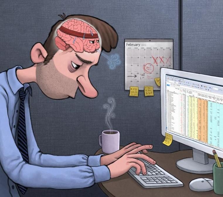 Постоянная усталость. 10 причин постоянной усталости
