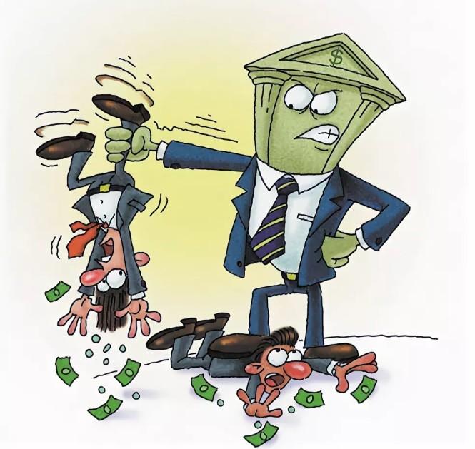 Жизнь в кредит. Что по мнению психологов испытывает должник?