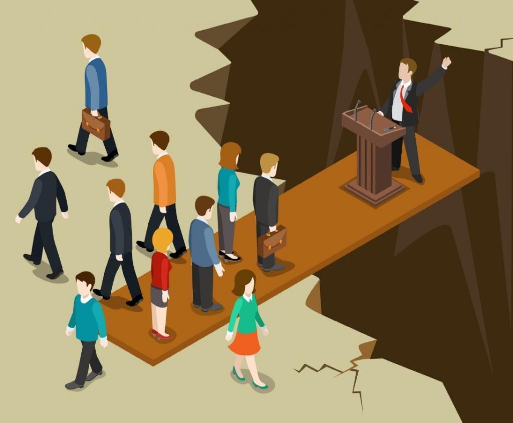Психология власти. Почему люди стремятся к власти?